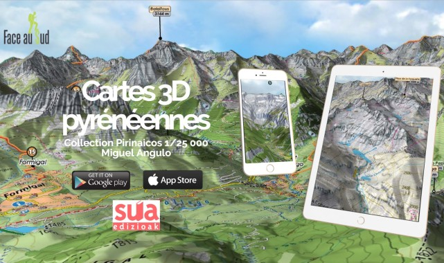 3D pyreneennes