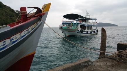 Nam Du, el barco inter-islas, 2018-01-21.